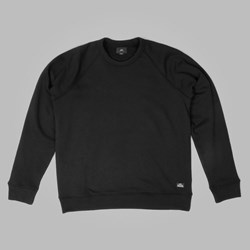OBEY LOFTY CREATURE COMFORTS CREWNECK BLACK
