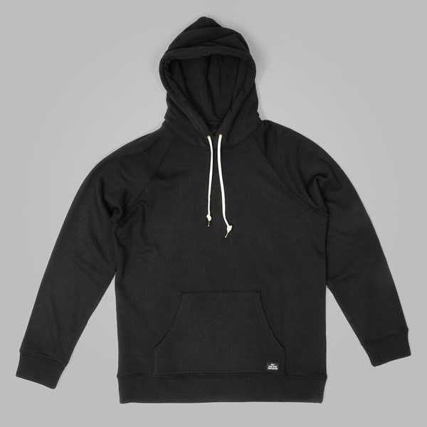 OBEY LOFTY CREATURE COMFORTS PULLOVER HOOD BLACK