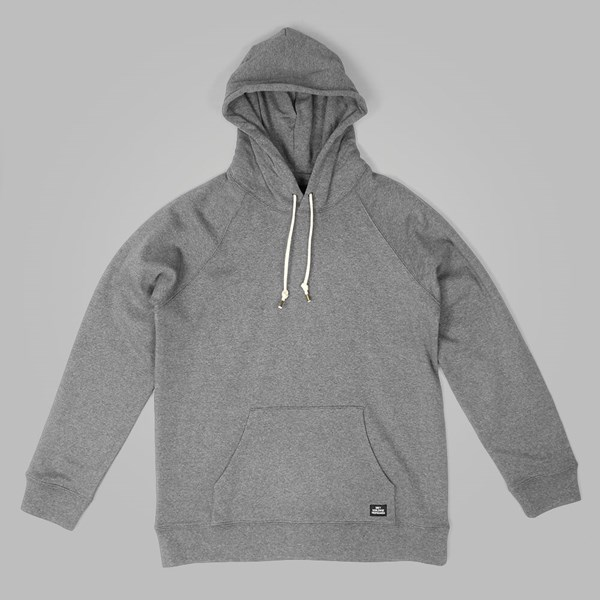 OBEY LOFTY CREATURE COMFORTS PULLOVER HOOD GREY