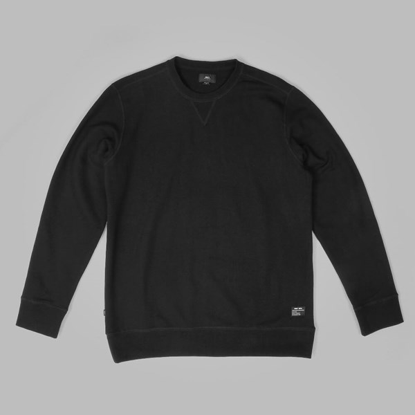 OBEY MIL. SPEC. CREWNECK BLACK