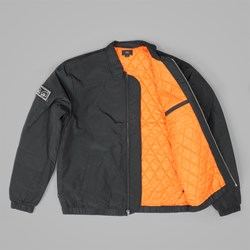 OBEY MISSION JACKET BLACK
