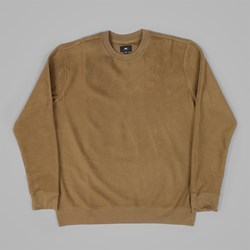 OBEY PROSPECT II CREW FLEECE ARMY
