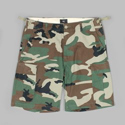 OBEY RECON CARGO SHORT II FIELD CAMO