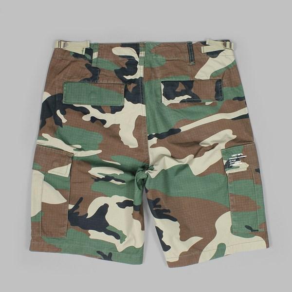 679b197a25 OBEY RECON CARGO SHORT II FIELD CAMO | Obey Shorts