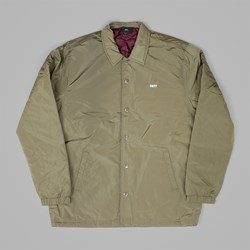 OBEY SANCTION JACKET DUSTY ARMY