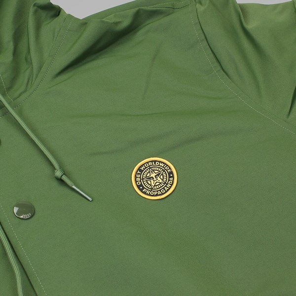 OBEY SUBLIMINAL JACKET DARK ARMY