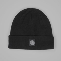 OBEY WORLDWIDE SEAL BEANIE BLACK