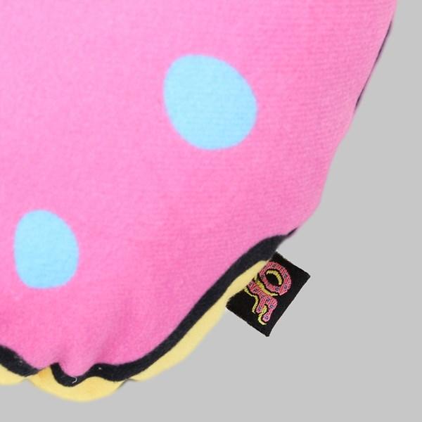 odd future mini donut neck pillow odd