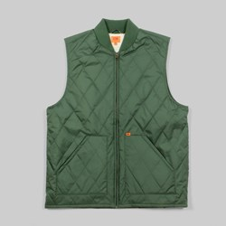 Obey Rustic Vest Army
