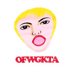Odd Future Blow Tee White