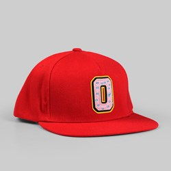 Odd Future Collegiate 2 Donut Cap Red