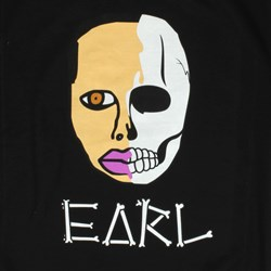 Odd Future Earl Sweatskull Crew Black