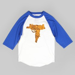Odd Future One Piece Raglan Blue
