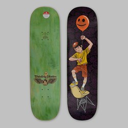 PAISLEY BY SEAN CLIVER 'BALLOON BOY' DECK 8.25""