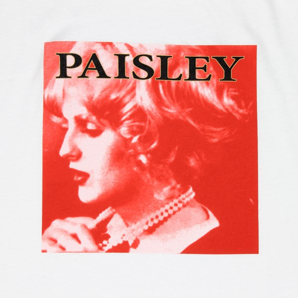 PAISLEY BY SEAN CLIVER CANDY T-SHIRT WHITE