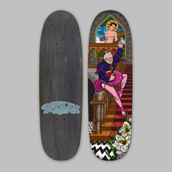 PAISLEY BY SEAN CLIVER 'VICAR IN A TUTU' DECK 9.25""