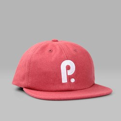 PATERSON LEAGUE BRUSHED WOOL CLUB CAP ROSE