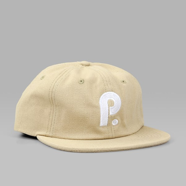 PATERSON LEAGUE CLUB CAP CLUB TAN