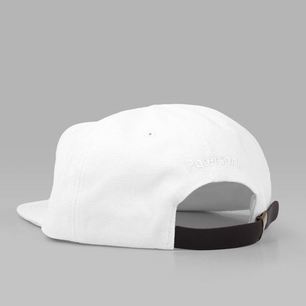 PATERSON LEAGUE CLUB CAP WHITE WHITE