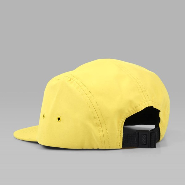 PATERSON LEAGUE ENOC 5 PANEL CAP YELLOW