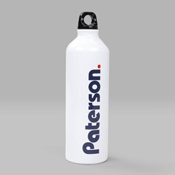 PATERSON LEAGUE OG LOGO WATER BOTTLE