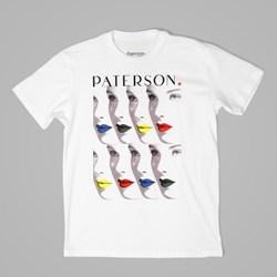 PATERSON LEAGUE SPECTATOR TEE WHITE