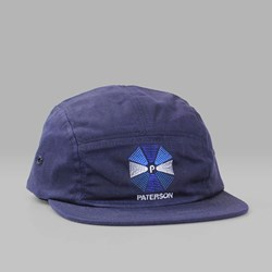 PATERSON LEAGUE SPECTRUM 5 PANEL CAP NAVY