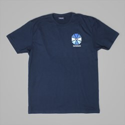 PATERSON LEAGUE SPECTRUM TEE NAVY