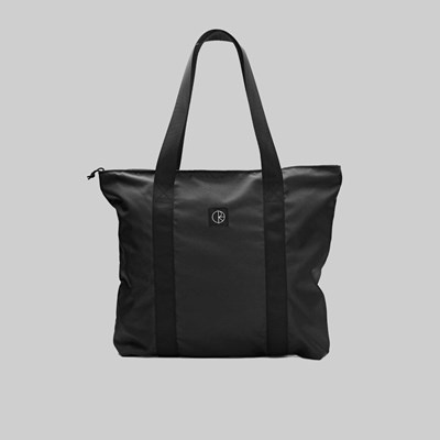 POLAR SKATE CO. CORDURA TOTE BAG BLACK
