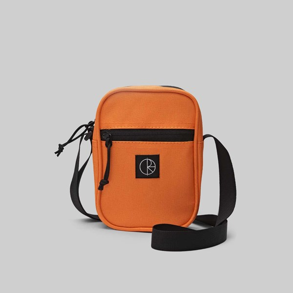 POLAR SKATE CO. CORDURA MINI DEALER BAG ORANGE