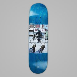 POLAR SKATE CO. HERRINGTON 'AROUND THE WORLD' DECK 8.5""