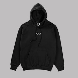POLAR SKATE CO. DEFAULT HOOD BLACK