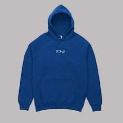 POLAR SKATE CO. DEFAULT HOOD 80'S BLUE