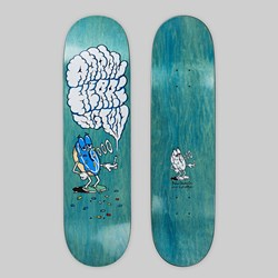 POLAR SKATE CO. HERRINGTON 'SMOKING DONUT' DECK 8.4""