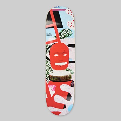 POLAR SKATE CO. HJALTE HALBERG 'LADDER' DECK 8.5""