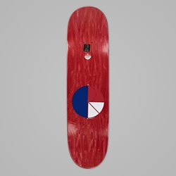 POLAR SKATE CO. NICK BOSERIO 'AMERICA' DECK 8.25""