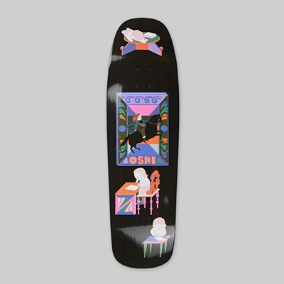 POLAR SKATE CO. OSKAR 'THE HERO'S JOURNEY' DECK 1992