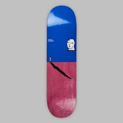 POLAR SKATE CO. HALBERG 'BIG HEAD' DECK 8.5""