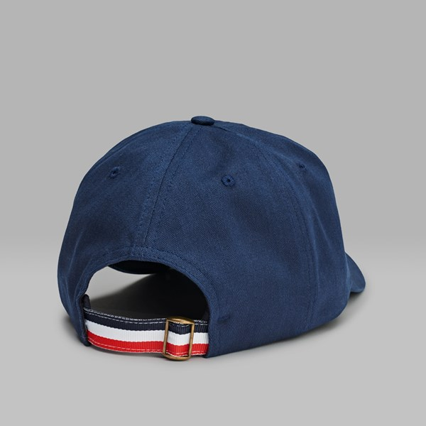 POLAR SKATE CO. NO COMPLY CAP NAVY BLUE