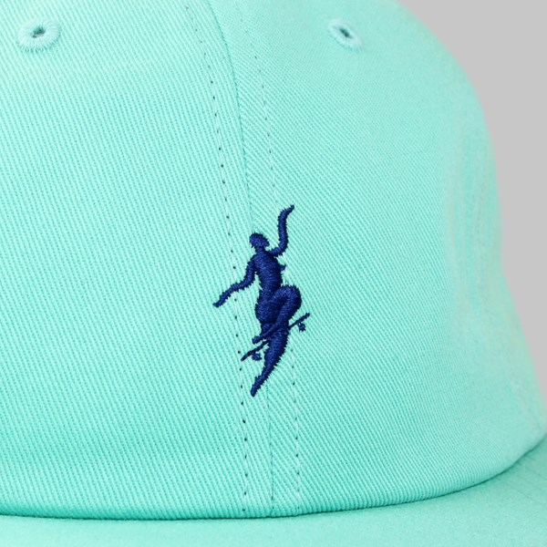 POLAR SKATE CO NO COMPLY CAP PASTEL GREEN