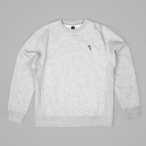 POLAR SKATE CO. PSC SPORT CREW SWEAT GREY