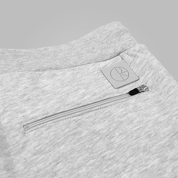 POLAR SKATE CO. SWEATPANTS GREY HEATHER