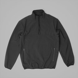 POLAR SKATE CO. THERMO SHELL JACKET BLACK