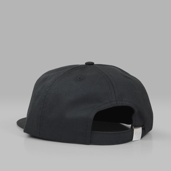 POLAR SKATE CO. 'TRAIN BANKS' CAP BLACK