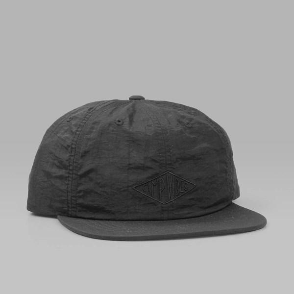 POLER CV NYLON FLOPPY HAT BLACK  edfe253277c
