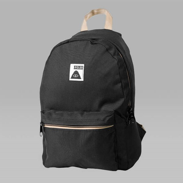 POLER RAMBLER BACKPACK BLACK