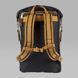 POLER 2.0 ROLLTOP BACKPACK BLACK