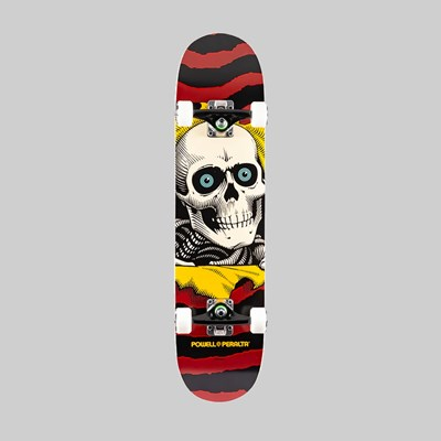 POWELL PERALTA COMPLETE RIPPER ONE OFF BURGUNDY 7.5