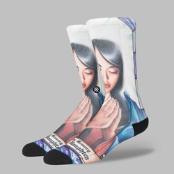 STANCE SOCKS X AALIYAH 'PRAISE COLLECTION' MULTI