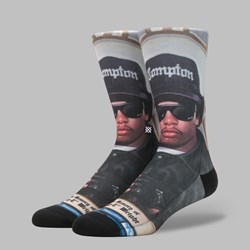 STANCE SOCKS X EAZY-E 'PRAISE COLLECTION' MULTI